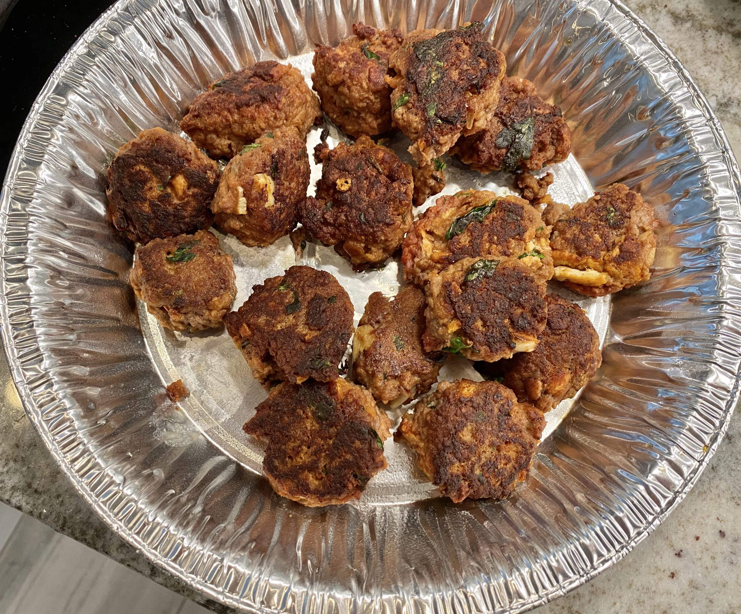 Meatless Meatballs that will tickle your tastebuds