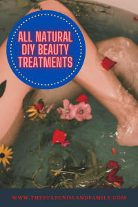 All Natural DIY Beauty Treatments
