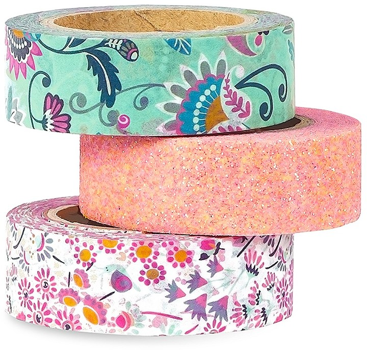 the possibilities are truly endless with the this new paper tape set!
