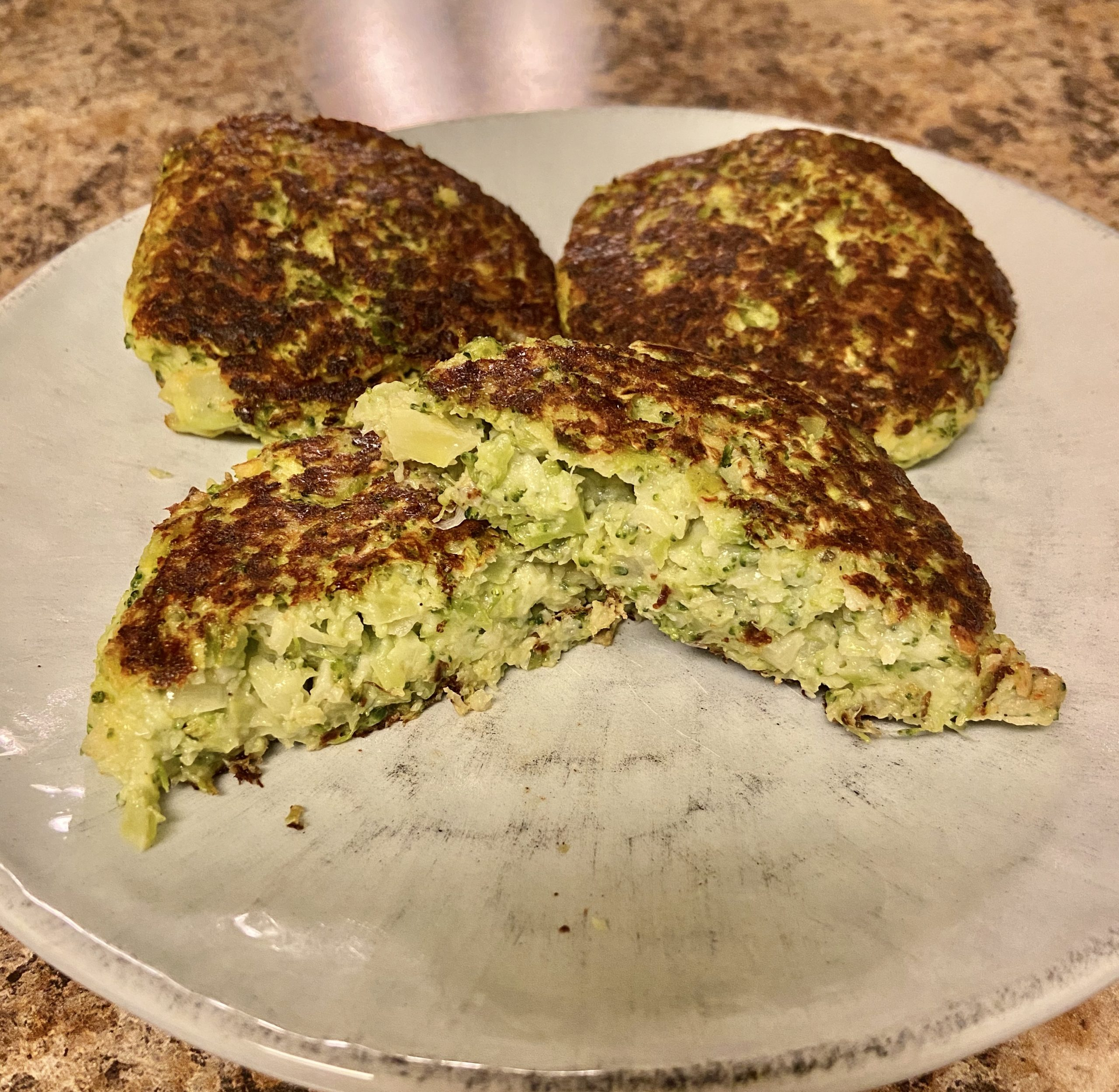 Broccoli Burgers