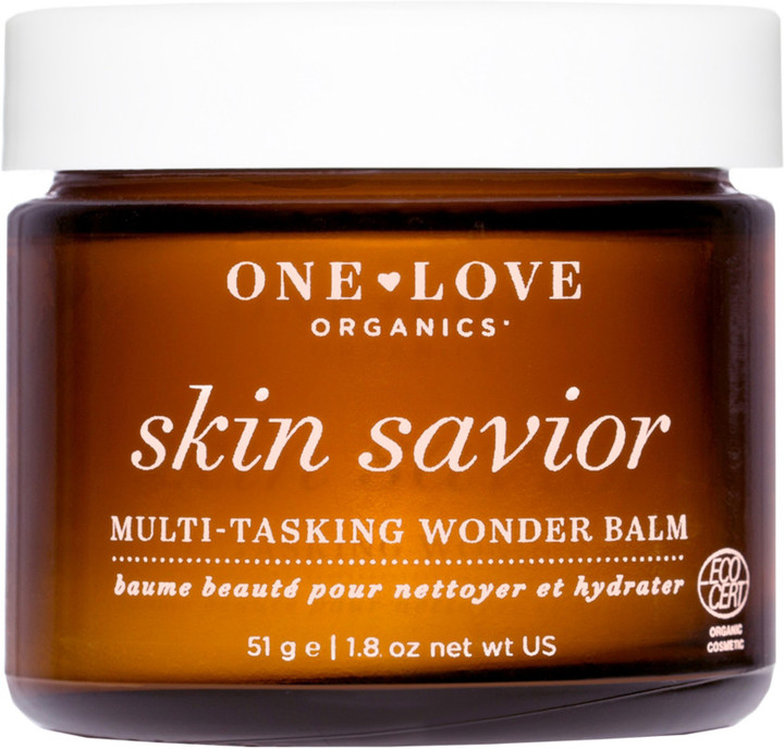 Skin Savior Multi-Tasking Wonder Balm is One Love Organics very first product.