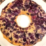 Blueberry Bundt Pancakes just three points each on Weight Watchers Blue