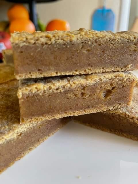 Pumpkin Spice Squares -Two points each on all Weight Watchers Plans