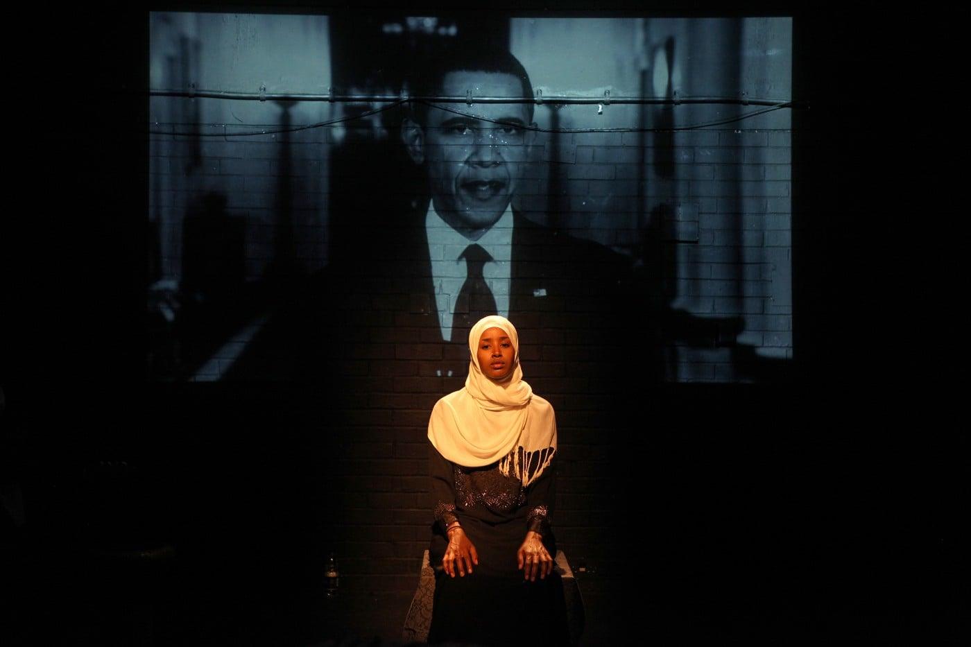 Aisha Mohammed, film Adam Radolinski