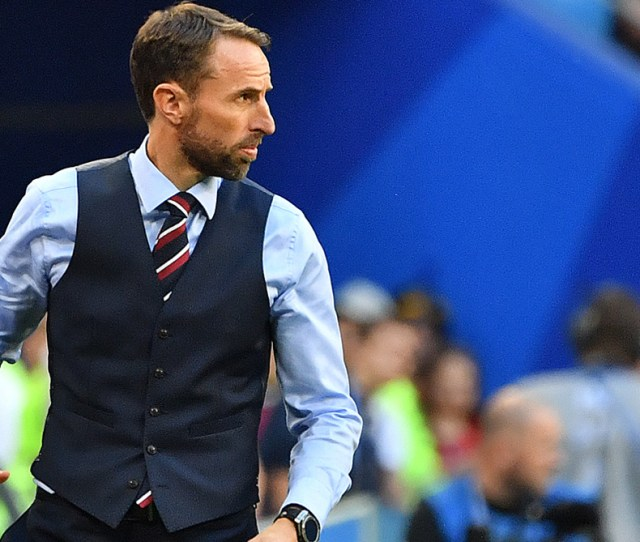 England Football 2018 Fifa World Cup Fifa World Cup 2018 Gareth Southgate