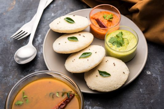 How to make soft and spongy idli at home