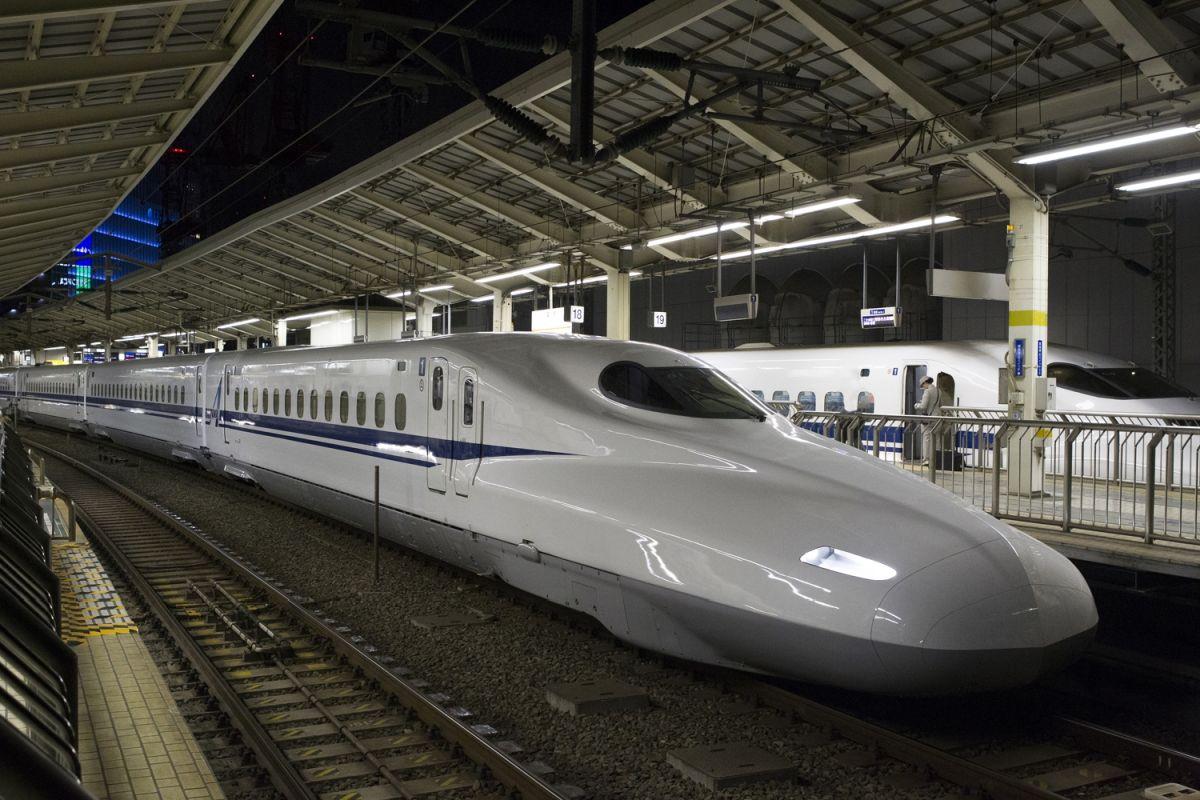 Flipboard Japan Tests World S Fastest Bullet Train