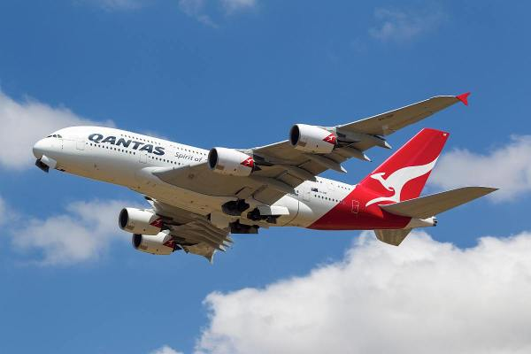 Qantas to test effects of world