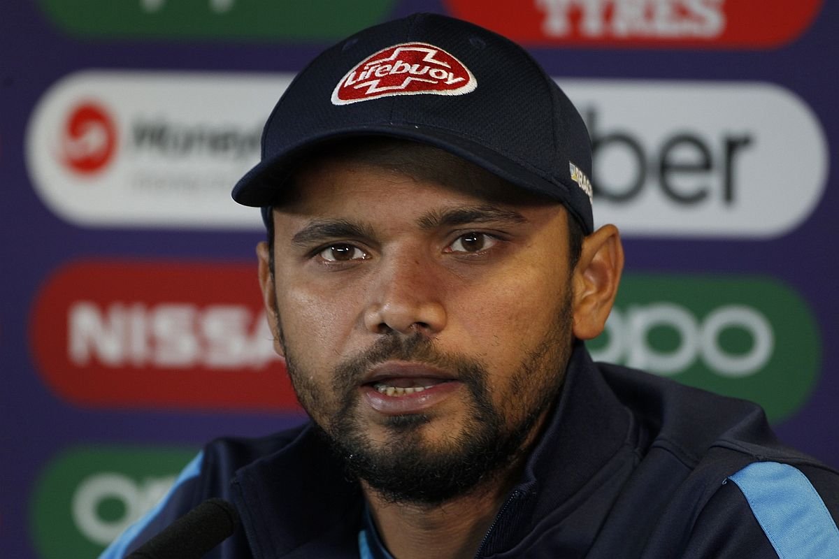 Bangaldesh Cricket Captain Mortaza Responds To Journallists Stupid Question