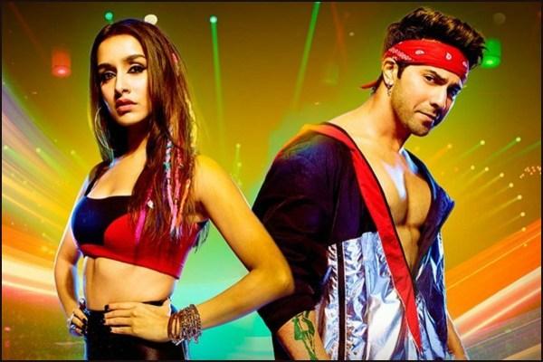 Street Dancer 3D song : Varun Dhawan, Shraddha Kapoor face-off in