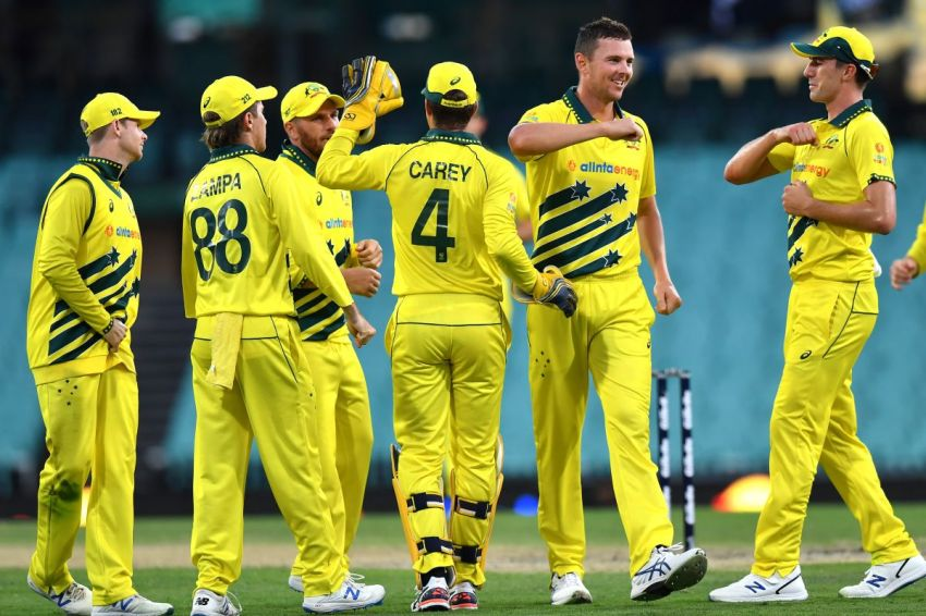 Australia announce limited-overs squad for series against India