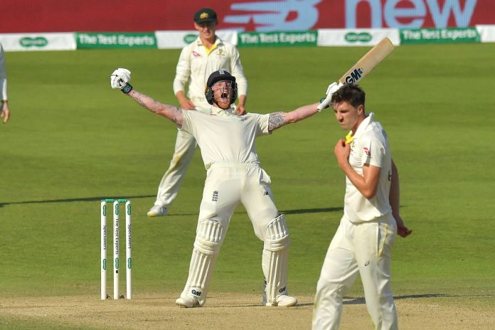 Iconic Ben Stokes image adjudged Wisden-MCC Photograph of the Year