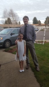 Father daughter ball picture
