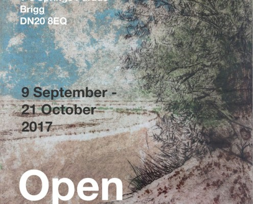 The Steel Rooms Open Exhibition 2017