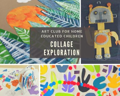 Art Club for Home Educated Children