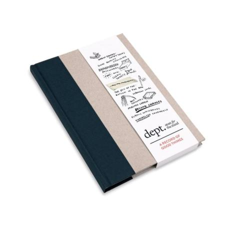 A record of good things notebook
