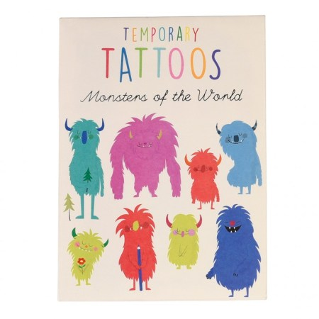 The Steel Rooms Temporary Tattoos