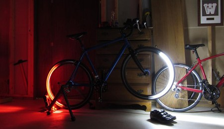 Not your standard cycling lights - 6 unique lights to stand out from the crowd