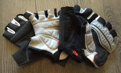 How to: (summer) cycling gloves - an overview