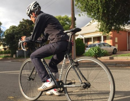 Rapha Sprinters Jeans review