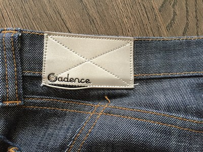 Cadence Raw Denim - three months later