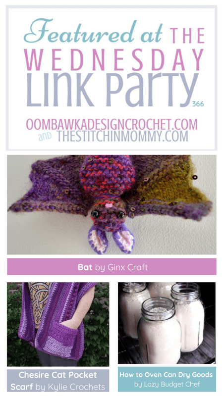 The Wednesday Link Party #366 | www.thestitchinmommy.com