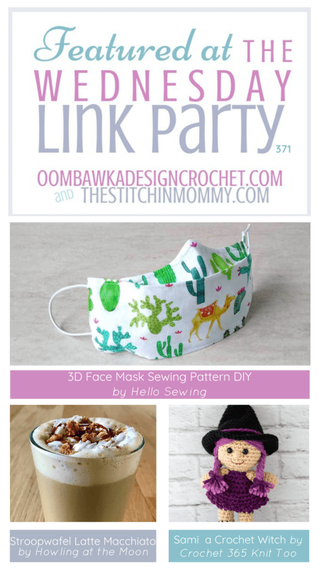 The Wednesday Link Party #371 | www.thestitchinmommy.com