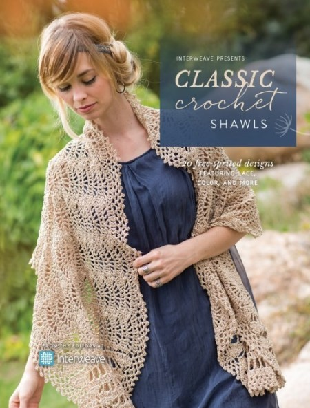 Interweave Presents: Classic Crochet Shawls from the Editors at Interweave - Book Review and Giveaway | www.thestitchinmommy.com