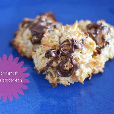 Easy Peasy Macaroons