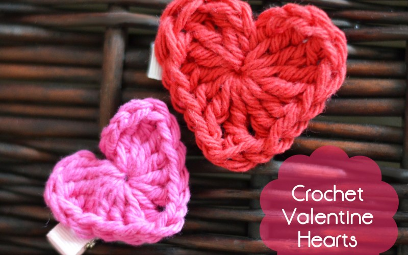 Valentine's Day Heart – Free Crochet Pattern