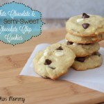 White Chocolate & Semi-Sweet Chocolate Chip Cookies