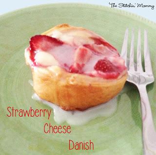 Sneak Peek – Easy Strawberry Danish Recipe