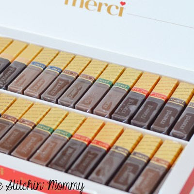 Have a Happy Holiday with Merci Chocolates & a Giveaway!