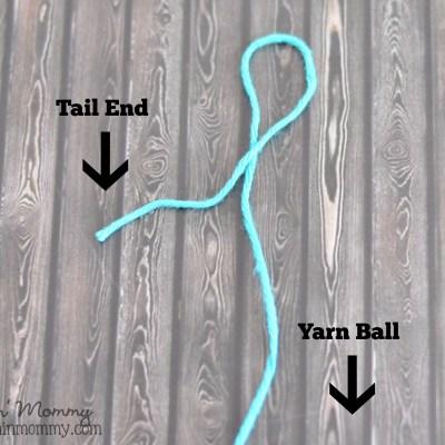 Crochet 101 – Slip Knot and Chain Stitch
