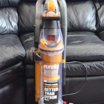 Clean Up with Eureka AirSpeed All Floors