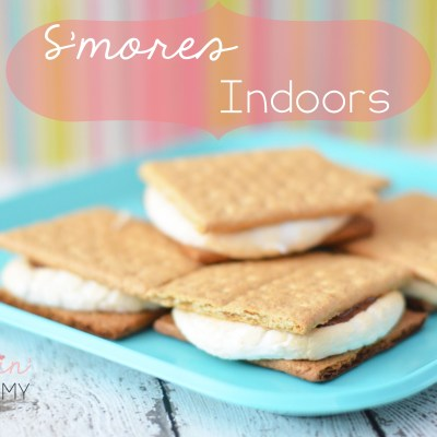 Smores Indoors