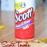 Scott Towels, For The Big and Small Messes #ScottValue