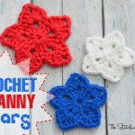 Crochet Granny Star