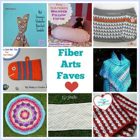 Fiber Arts Faves