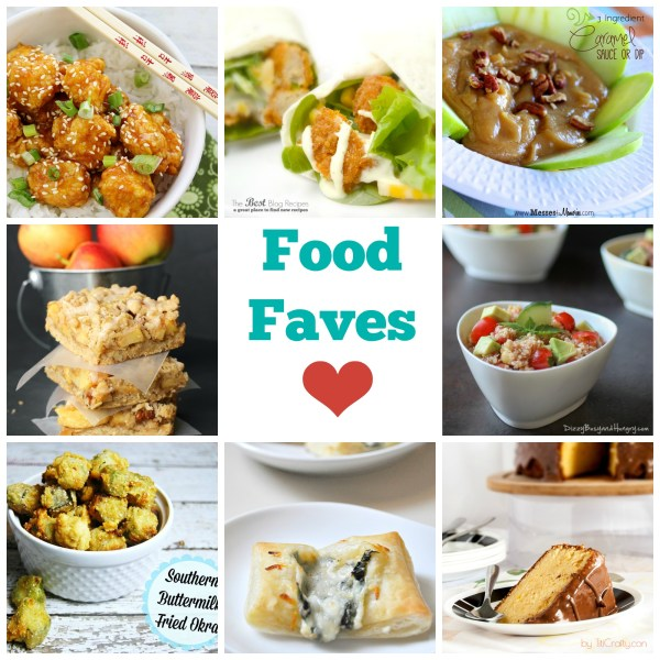 Food Faves Week 9