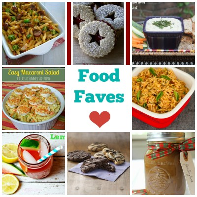 Friday Faves in Food and Fiber Arts {7}