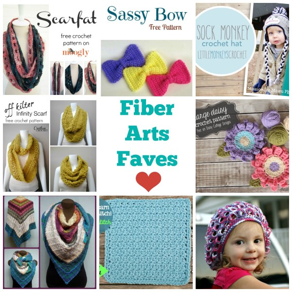 Fiber Arts Faves Week 11