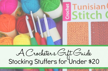A Crocheter's Gift Guide - Stocking Stuffers Under $20 www.thestitchinmommy.com