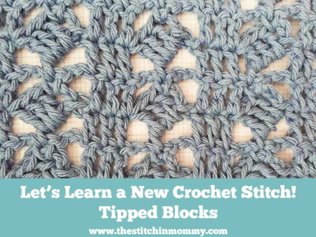 Tipped Blocks Stitch Tutorial www.thestitchinmommy.com