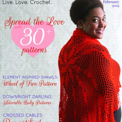 I Like Crochet – February Issue