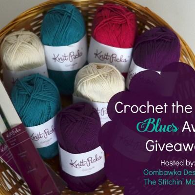 Crochet the Winter Blues Away Giveaway