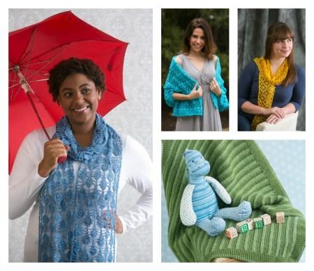 I Like Crochet Magazine - April Issue | www.thestitchinmommy.com #crochet #magazine #april #patterns #spring