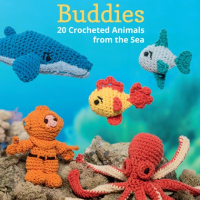 Bathtime Buddies – 20 Crocheted Animals from the Sea