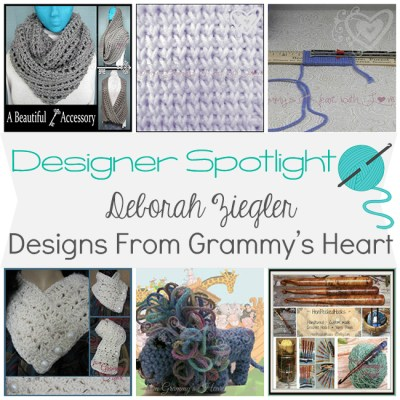 Designer Spotlight – Deborah Ziegler from Designs from Grammy's Heart