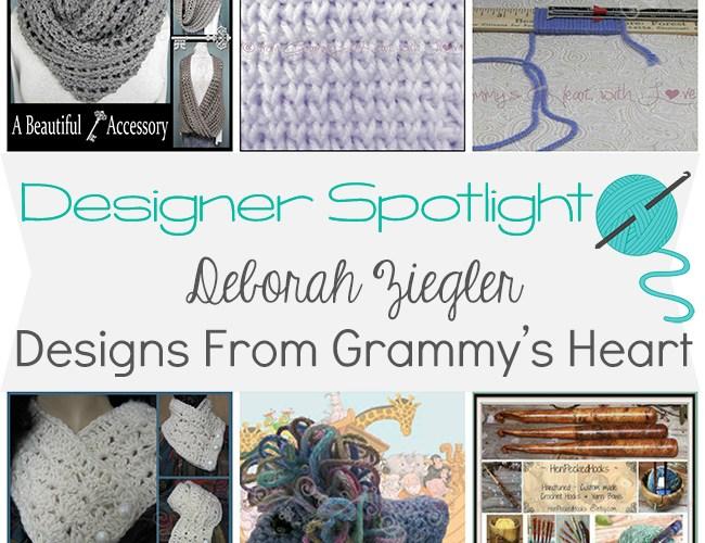 Designer Spotlight – Deborah Ziegler from Designs from Grammy's Heart
